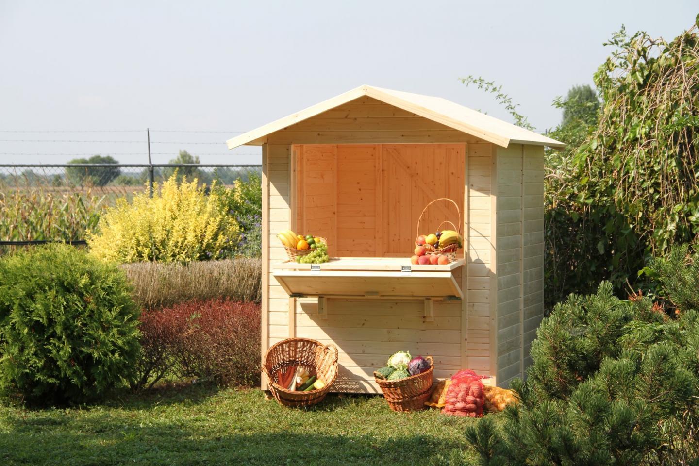 Casette, gazebo, pergolati, coperture e giochi da giardino